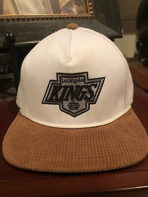 Mitchell & Ness LA Kings Strapback Hat,Cap,NHL,Hockey,Los Angeles,Pacific, for sale  Shipping to Canada