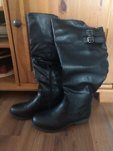 Brand new Ladies boots (wide calf)
