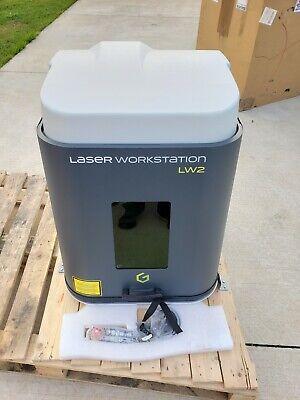 Fiber Laser Gravograph Laser Lw2 Engraving Marking Machine Cabinet