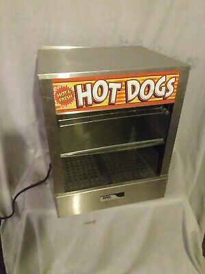 Apw Hot Dog Steamer Bun Warmer Apw Wyott Ds-1a