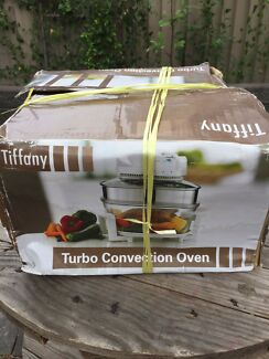 Tiffany Turbo Convention Oven