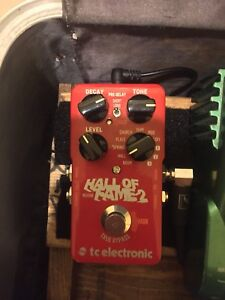 TC Electronics Hall of Fame 2 Guitar Pedal