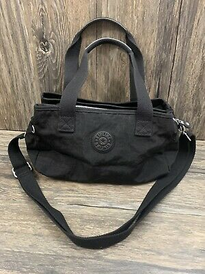 Kipling Black Crossbody Bag Sz Small