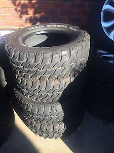 Hercules MT 265/70 r17 Meadow Heights Hume Area Preview
