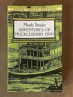 Adventures Of Huckleberry Finn  Mark Twain  Good Book