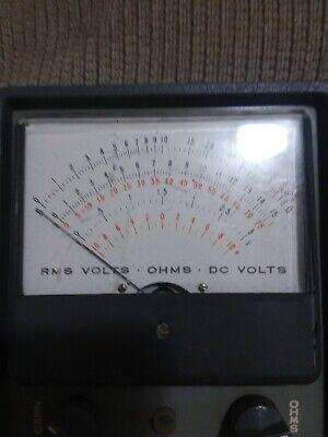 Vacuum Tube Voltmeter (VTVM) 222, EICO (Electronic Instrument Co.Inc.)