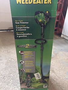 Nib weed eater gas trimmer