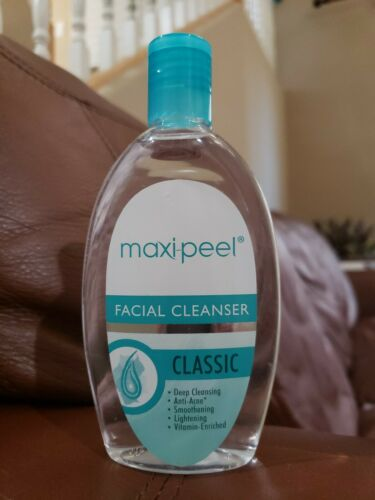 1 Maxi Peel Facial Cleanser Toner 135ml