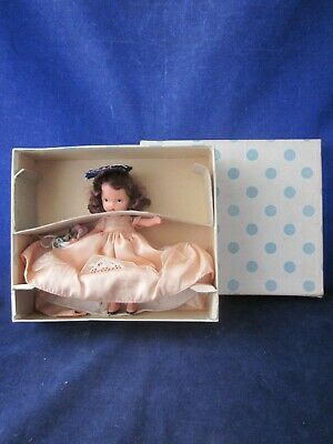 Nancy Ann Storybook Dolls 156 Beauty and the Beast 1940s ~ BOX
