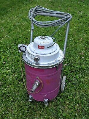 Pullman Holt Vacuum Model 102asa 120v 12.5a - Vintage Industrial