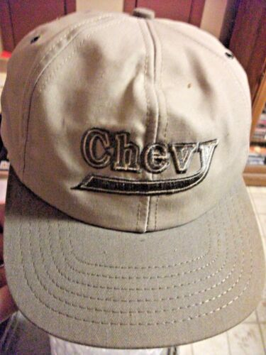 Vintage Chevy Chevrolet snapback truckers hat cap new