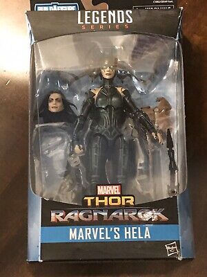 Marvel Legends HASBRO Thor Ragnarok Marvel's Hela (No BAF)