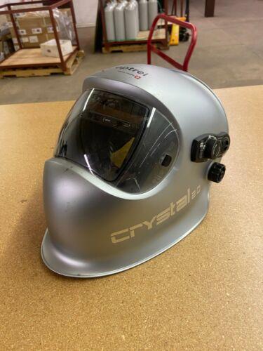 USED Optrel Crystal 2.0 Welding Helmet