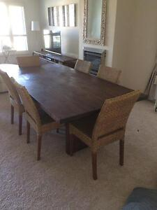 Dinning table Woolooware Sutherland Area Preview