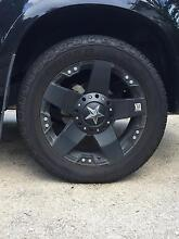 "20"" KMC XD Rockstars and Cooper Tyres Glen Iris Boroondara Area Preview"