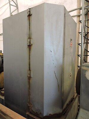 "JRI Industries FL1500F Electric Heated 40"" Rotary Basket parts washer GusherPump"