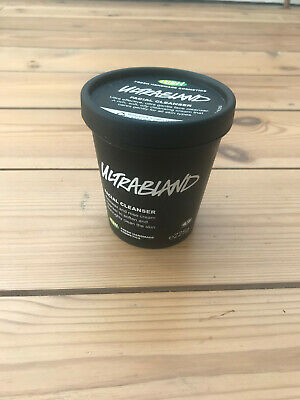 Lush Ultrabland Cleanser approx.140g Expiry 23.09.20