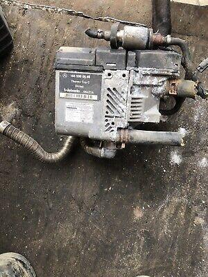 Mercedes-Benz A (W168) 2000 Webasto auxiliary pre heater 1685000698 66kW NMZ6271
