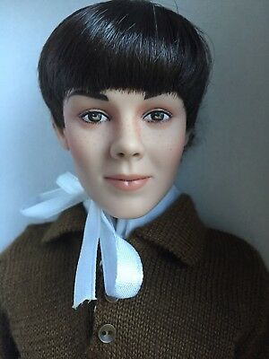 "Tonner DISNEY The Chronicles Of Narnia EDMUND PEVENSIE 16"" Dressed LE Doll NRFB"