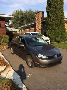 Volkswagen trendline 2012 auto. Mode sport