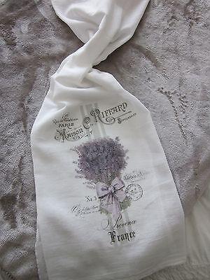~ LAVENDER Provence FRANCE Tea Towel FRENCH Fashionable BEAUTIFUL ~