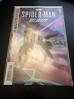 Spider-Man: Velocity #1 (Gamerverse)