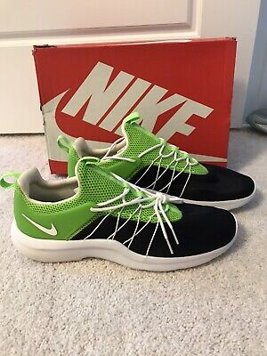 Nike Darwin Mens Running Shoes Lime Green Size 12 New Lime Green Running Shoes