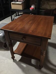 Side table - Durham Furniture