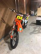 KTM 125 2017 Windsor Hawkesbury Area Preview