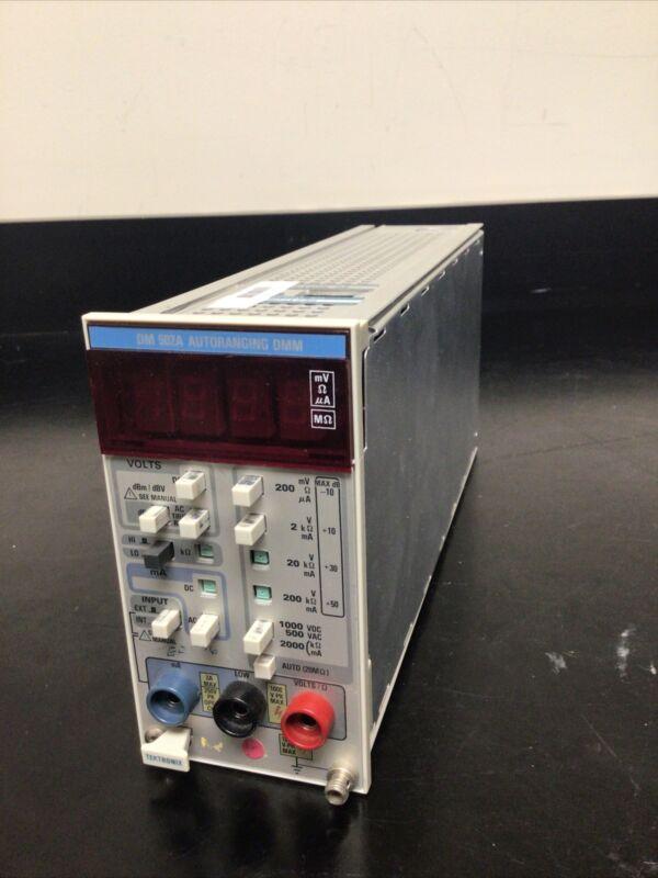 Tektronix DM 502A AUTORANGING DMM
