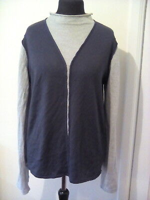 Men's ARMANI JEANS Long Sleeve Top Jumper Size 3 XL Made in Italy
