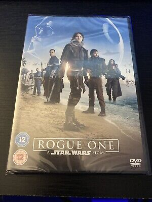Rogue One: A Star Wars Story 2016 DVD New & Sealed