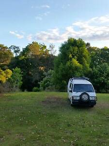 Mitsubishi backpackers campervan Sydney City Inner Sydney Preview