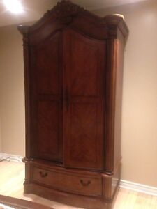 Armoire with TV connection for sale