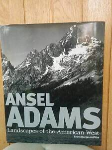 Ansel Adams: Landscapes (Hardcover Photography Book) Strathmore Moonee Valley Preview