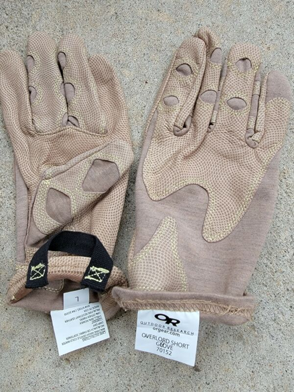 Outdoor Research Overlord Short Glove 70152 Size Large