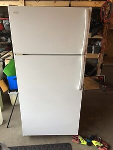 White fridge freezer for sale