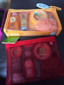 New in package- the body shop