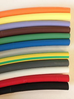 1 Clear 10 Ft Heat Shrink Tubing 21 Ratio Free Shipping