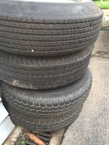 14 inch trailer tires