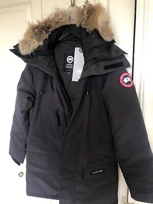 Canada Goose Langford Parka Fusion Fit - Men's with Fur Hood - Small