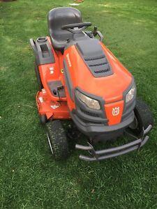 Lawn mowing / Block Slashing