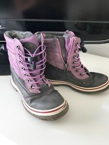Girls pajar winter boots