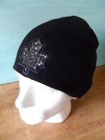 Black Toronto Maple Leafs Hockey Beanie Tuque Hat Cap Nhl Canada Toque - new era - ebay.co.uk