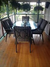 Large Outdoor Setting 7 piece Cairns North Cairns City Preview