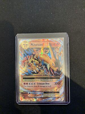 Pokemon TCG Mega M Charizard EX 13/108 XY Evolutions Ultra Rare Holo Mint