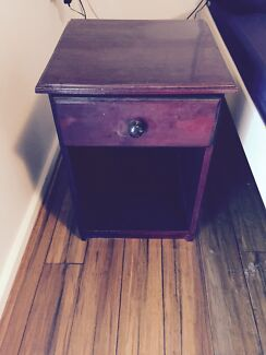 2 Bedside tables - FREE Concord Canada Bay Area Preview