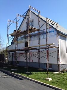 REDUCED WINTER PRICING -SCAFFOLDING  FOR RENT  FREE DELIVERY