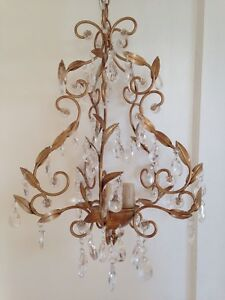 Chandelier with Cord