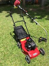 POPE LAWN MOWER & LINE TRIMMER Bulimba Brisbane South East Preview